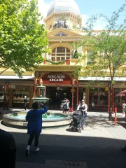 Adelaide Arcade, Rundle Mall, Adelaide