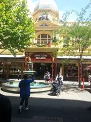 Adelaide Arcade, Rundle Mall, Adelaide