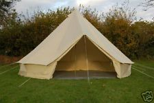 Old Army Bell Tent - not ours but similar to this.