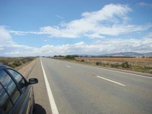 Highway 1 - The way ahead.