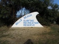 Bells Beach where the Australian Surf Championships are held