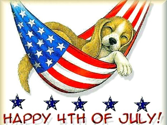 Happy 4th July to  all my American Friends. I hope you have a wonderful day.