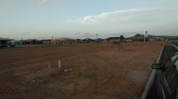 New Houses still going up.