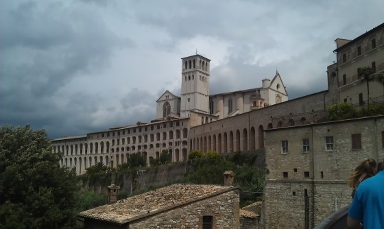 Assisi (son's photograph)