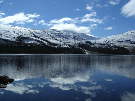 Loch Earn. An area I grew up in