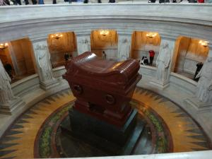 The Tomb of Napoleon ( son's Photograph)
