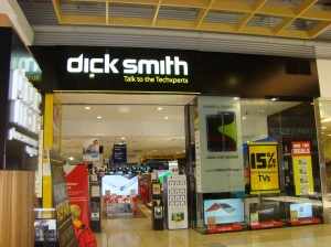 Dick Smith in happier days