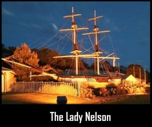 The Lady Nelson - Mount Gambier
