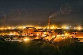 Arrium Steelworks ( not my photograph)