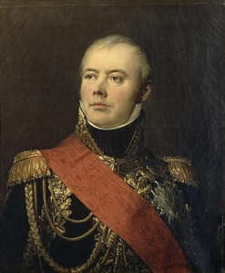 Jacques Etienne MacDonald Marshal of France