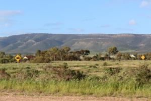 The Lower Flinders from, Port Wakefield Road