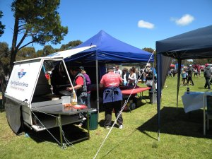 Part of the RFDS (Local) fundraising