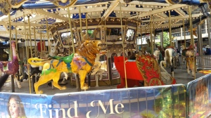 Children's amusements in Rundle Mall