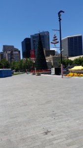 Adelaide Christmas Tree in Victoria Square