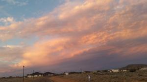 Interesting Sky last night
