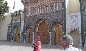 The Royal Palace at Casablanca